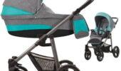 Ponadczasowe modele wózków Bebetto