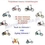 Rower trójkołowy rehabilitacyjny – idealny rower do rehabilitacji
