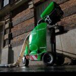Jakie są zalety maszyn czyszczących
